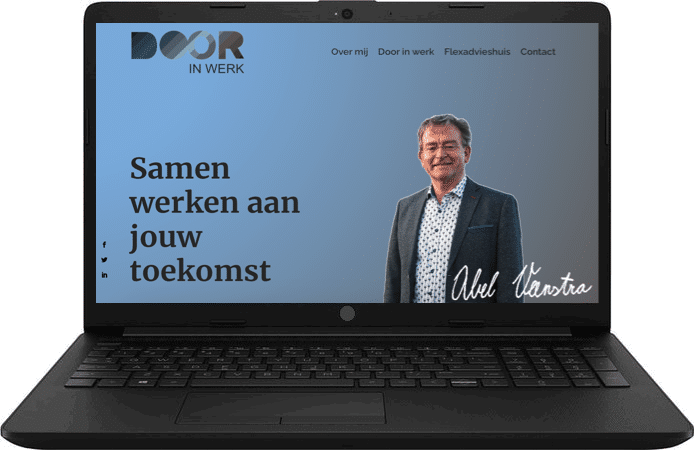laptop dorpshuis
