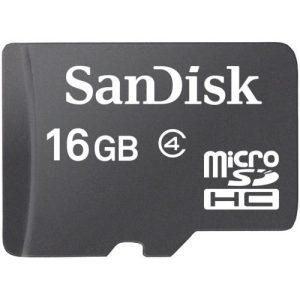 Computer Data Storage Sandisk 16gb memory card [tag]