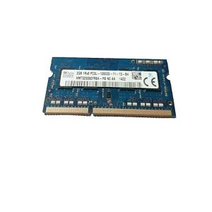 Computer Accessories DDR3 2GB LAPTOP [tag]