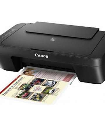 Computing Canon pixma mg2540s all-in-one printer [tag]