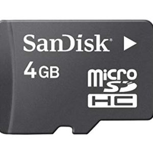 Computer Data Storage Sandisk 4gb memory card [tag]