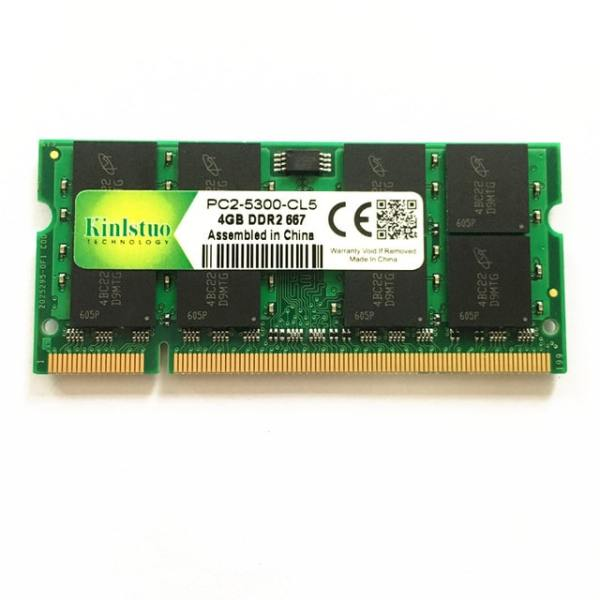 Computer Accessories 1gb ddr2 ram pc2-5300 laptop [tag]