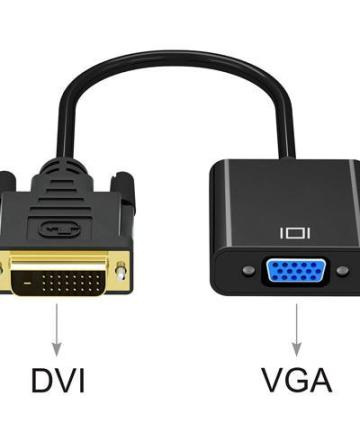 Computer Accessories Active dvi-d to vga adapter, high performance adapter [tag]