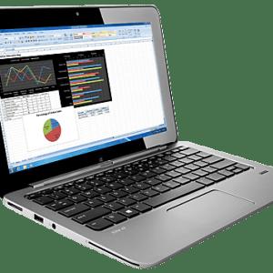Computing Hp elite x2 1011 g1 tablet laptop – 12″ inch fully hd touchscreen – 1.5 ghz processor – 8gb ram – 128gb ssd [tag]