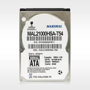 Computer Components Marshal harddisk 1tb for desktop [tag]