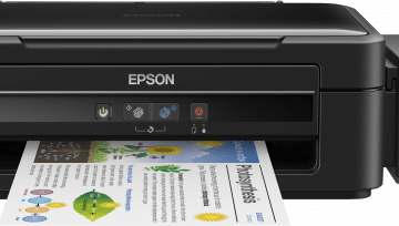 Computing Epson EcoTank L382 Printer-print, copy & scan [tag]
