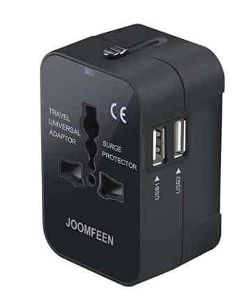 Computer Accessories Travel adapter, worldwide all-in-one universal travel adapter [tag]