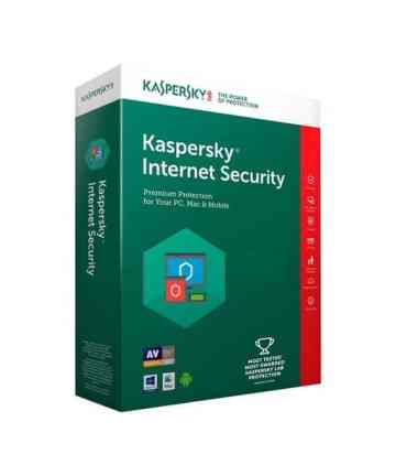 Softwares & Anti-virus Kaspersky Internet Security 2 Users [tag]