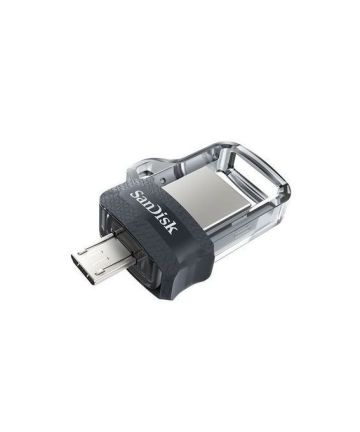 Computer Data Storage Sandisk OTG USB Drive – 32GB – Black [tag]