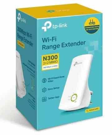 Internet & Networking TP-Link TL-WA854RE N300Mbps Wi-Fi Range Extender [tag]