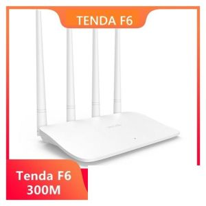 Internet & Networking Tenda F6 300Mbps Wireless WiFi Router [tag]