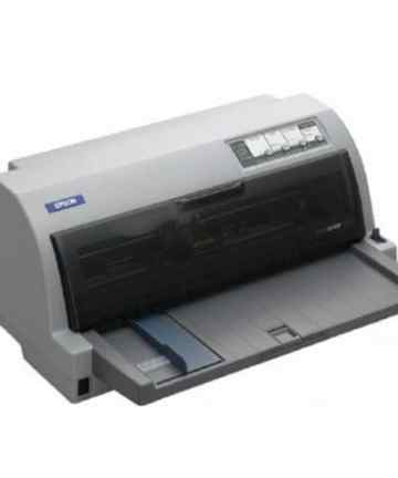 Computing Epson LQ 690 Dot Matrix Printer [tag]