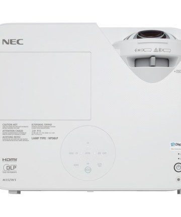 Electronics NEC NP -M353WS PROJECTOR [tag]