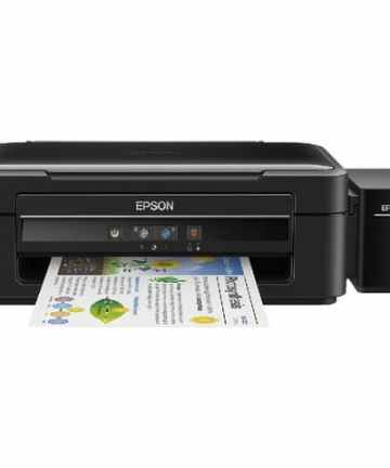 CISS printers Epson L382 3 IN 1 PRINTER