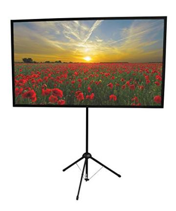 Electronics Manual Pull-down Projection Screen | 120 X 120 Inches [tag]