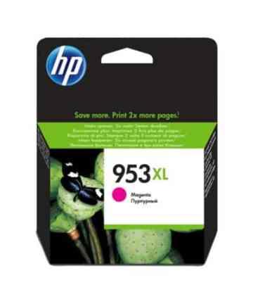 Printers & Accessories HP 953XL High Yield Magenta Original Ink Cartridge [tag]