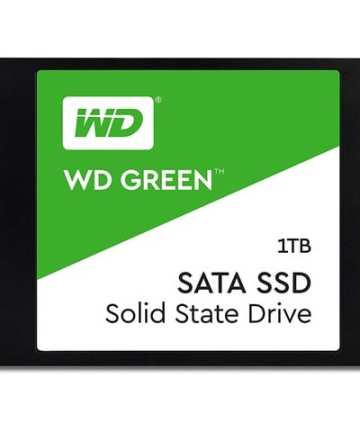 Computer Data Storage WD Green 1TB Internal PC SSD – SATA III 6 Gb/s, 2.5 Inch /7mm – WDS100T2G0A [tag]