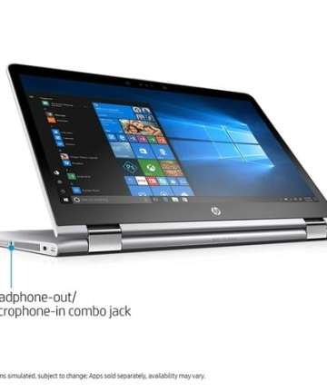 2 in 1 HP Pavilion x360 14inch Convertible Laptop, Intel Core i5 [tag]