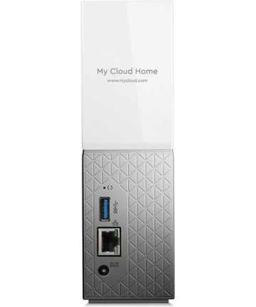 Cloud storage WD 8TB My Cloud Home Personal Cloud Storage – WDBVXC0080HWT [tag]
