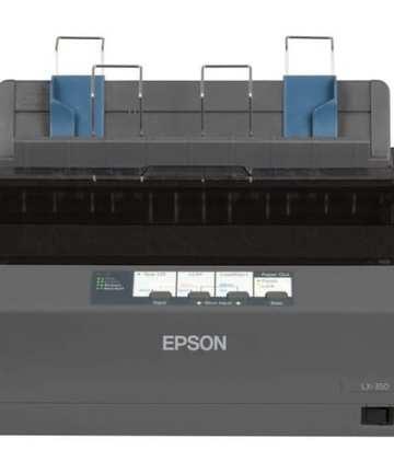 Computing Epson LX350 Dot Matrix Printer with 9 pin [tag]