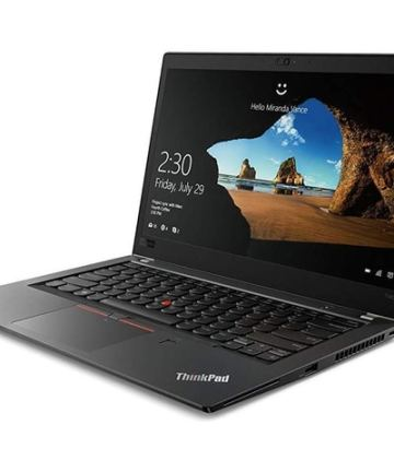 Business Lenovo ThinkPad T480s Laptop Computer 14 Inch FHD IPS Display, Intel Quad Core i5-8250U, 8GB RAM, 256GB Solid State Drive, W10PRO 64 BIT [tag]