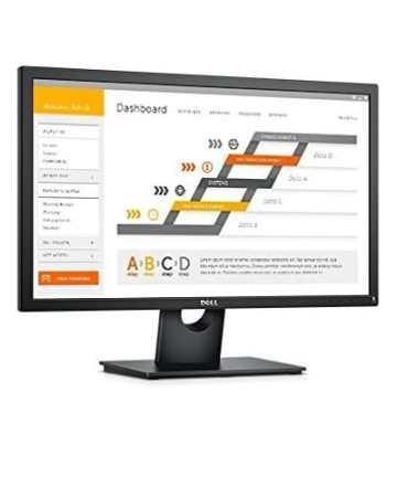Computing Dell 24 Monitor – E2418HN – 61cm(24) Black UK [tag]