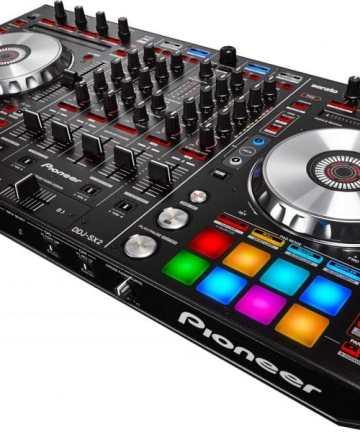 Dj Controllers PIONEER DJ CONTROLLER   DDJ SX2 [tag]