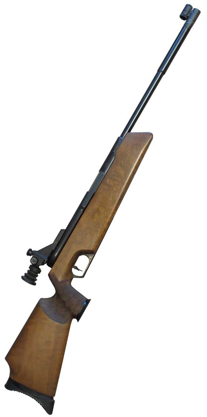 FWB 300S vintage target air rifle Part 1 Air gun blog