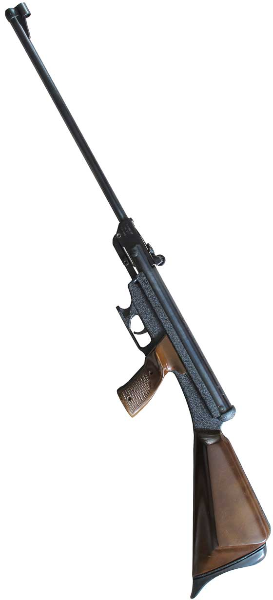 El Gamo 6868XP A futuristic airgun from the past Part