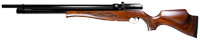 Air Arms S510 Xtra FAC PCP Air Rifle, Poplar