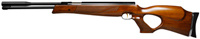 Beeman HW97K Air Rifle, Thumbhole Stock