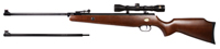 Beeman RS2 Dual-Caliber Air Rifle Combo