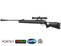 Hatsan 125TH Air Rifle, Vortex Piston, Black