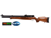 Hatsan BT65 SB Repeating Air Rifle, Walnut Stock