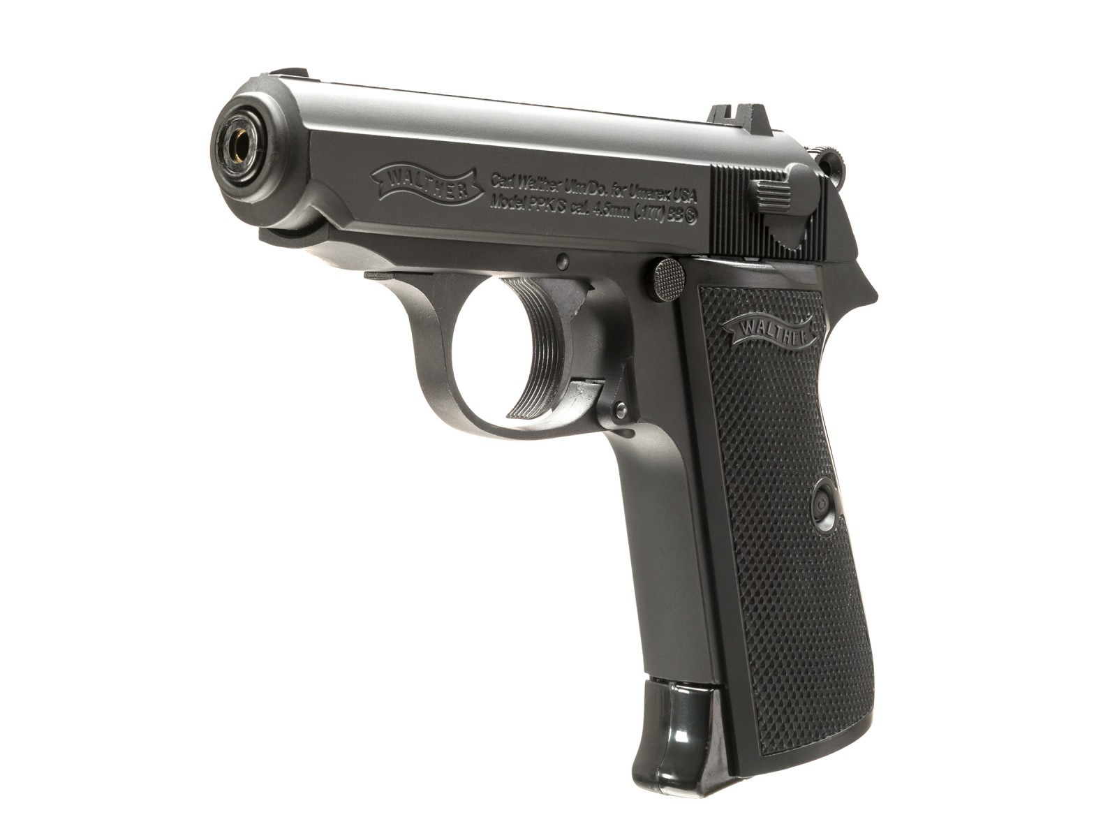 hight resolution of walther ppk s black bb gun