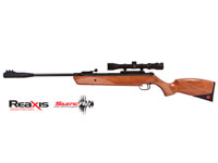 Ruger Yukon Air Rifle Combo, Gas Piston