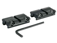 "Hawke Sport Optics 2-Pc Adapter, 3/8"" to Weaver Rail"