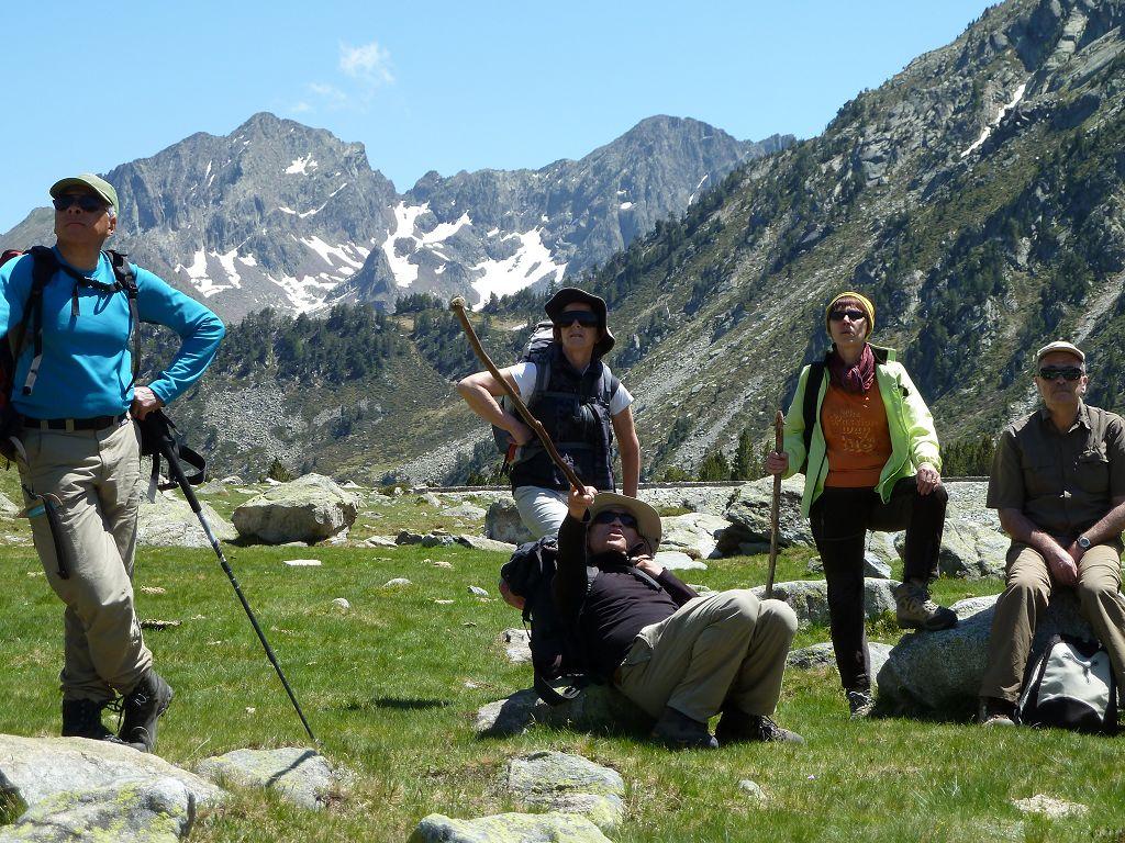 Randonnes Pyrnes avec accompagnateur de montagne