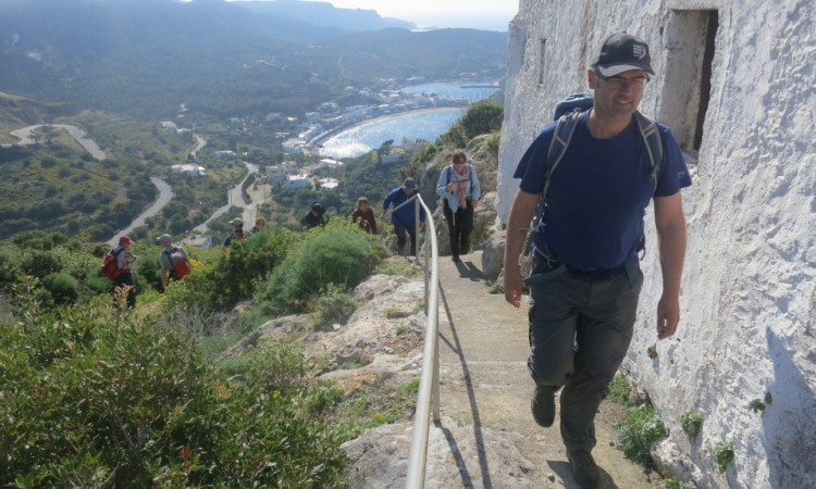 Walk with Frank Guided Walks Pyrgos House Kythira