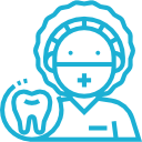 Blue Dentist icon