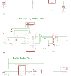 vga to av wiring diagram wiring librarywiring diagram and schematics source mini av test [ 866 x 1129 Pixel ]