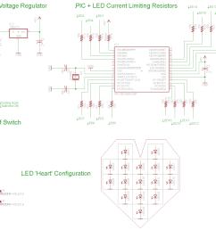 led heart pwm fading [ 1293 x 1118 Pixel ]