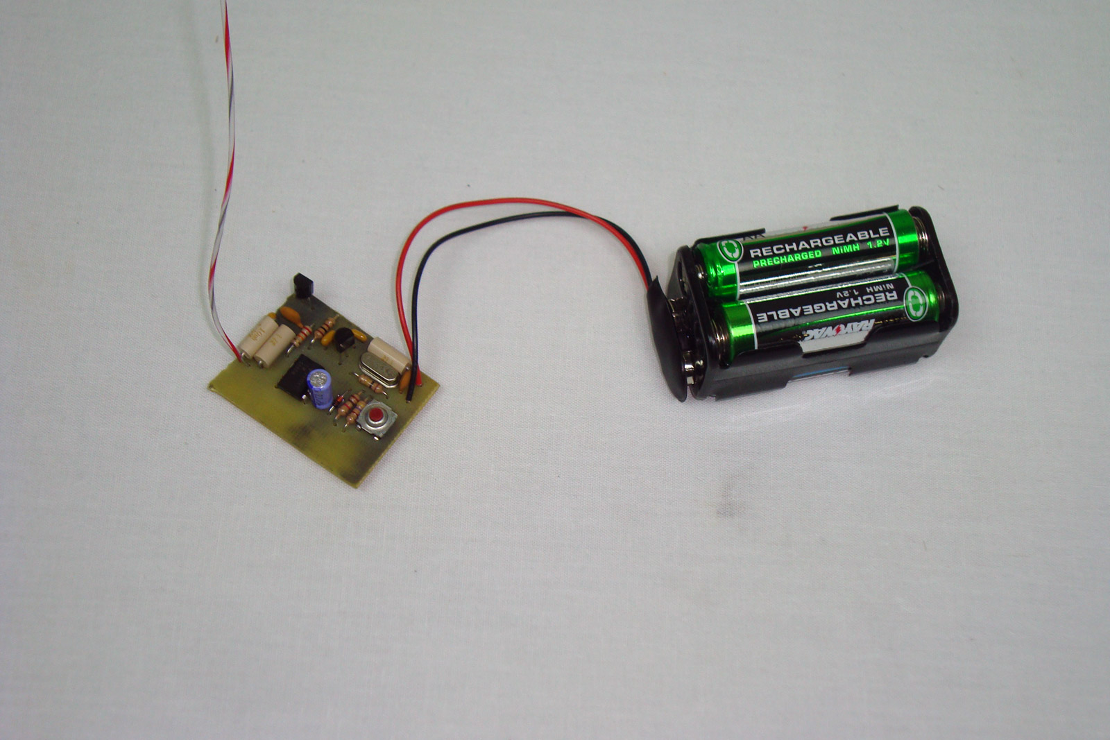 hight resolution of simple pyro rf transmitter 27 mhz