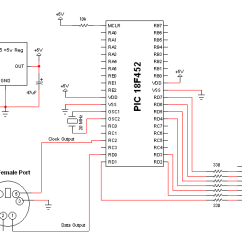 Ps2 To Usb Cable Diagram Circular Flow Of Money Keyboard Circuit Wiring All Data Today Sound