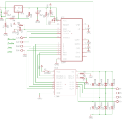 L293d Motor Driver Circuit Diagram John Deere 310 Alternator Wiring Pcb Elsalvadorla