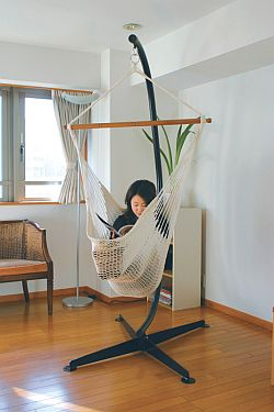 Health Benefits of Hammocks and Hammock Swing Chairs