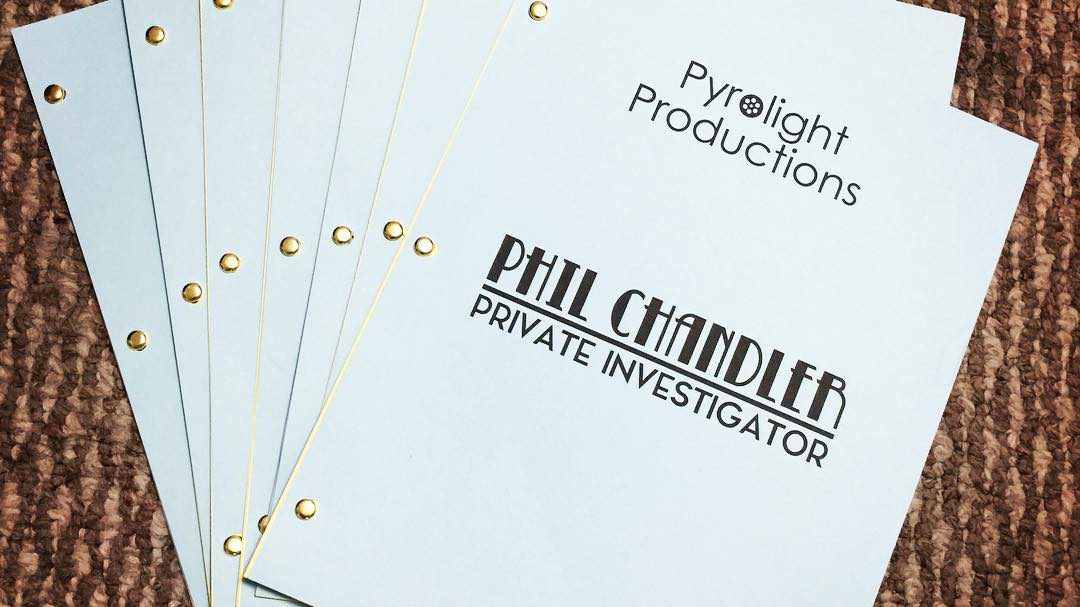 first-day-of-filming-our-first-short-phil-chandler-private-investigator