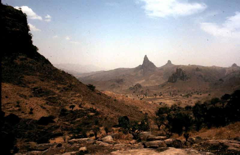 Rau, aber reizvoll: Die schönste Landschaft der Welt (André Gide).