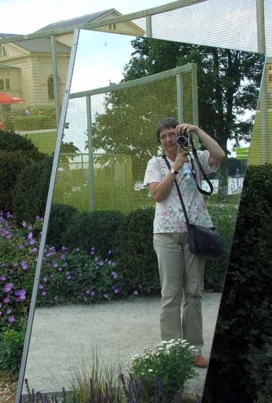 Auf der Bundesgartenschau in Schwerin