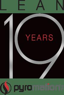 medium resolution of lean 14 years badge